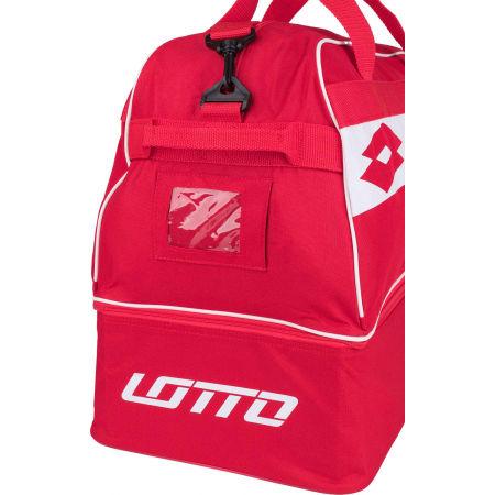 Juniorská sportovní taška - Lotto BAG SOCCER OMEGA JR II - 4