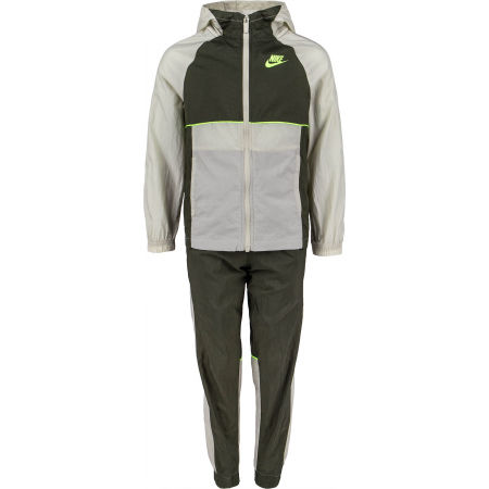 Nike NSW WOVEN TRACK SUIT - Children's tracksuit set