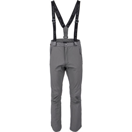 Men's ski pants - ALPINE PRO KERES - 2