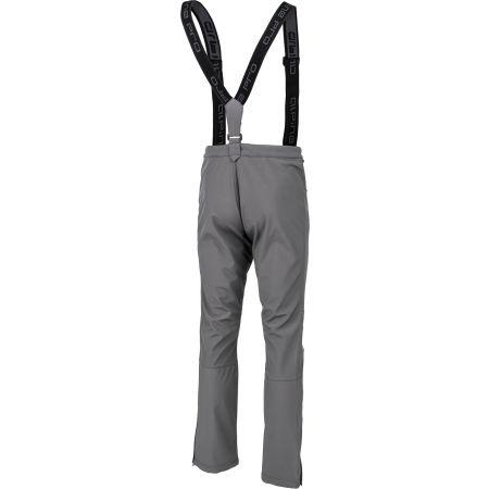 Men's ski pants - ALPINE PRO KERES - 3