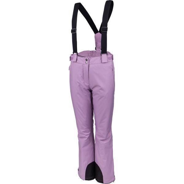 ALPINE PRO HEGA - Dámske lyžiarske nohavice
