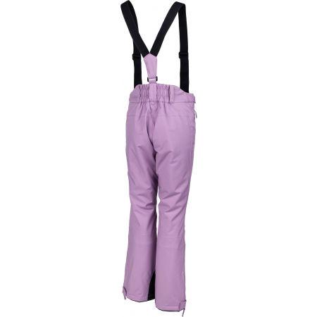 Dámské lyžařské kalhoty - ALPINE PRO HEGA - 3
