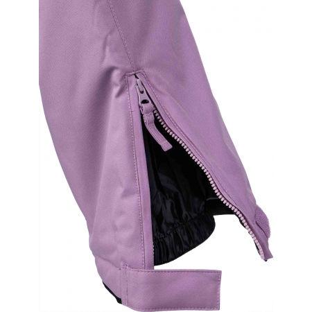 Women's ski pants - ALPINE PRO HEGA - 5
