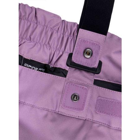 Dámské lyžařské kalhoty - ALPINE PRO HEGA - 6