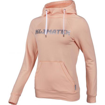 Women's hoodie - Klimatex ANUA - 2