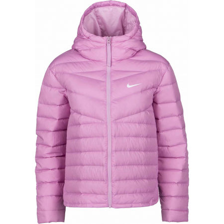 Women's winter jacket - Nike NSW WR LT WT DWN JKT W - 1