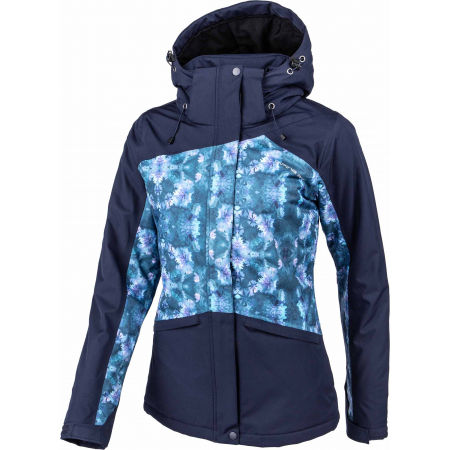 Women's skiing jacket - ALPINE PRO GANA - 2