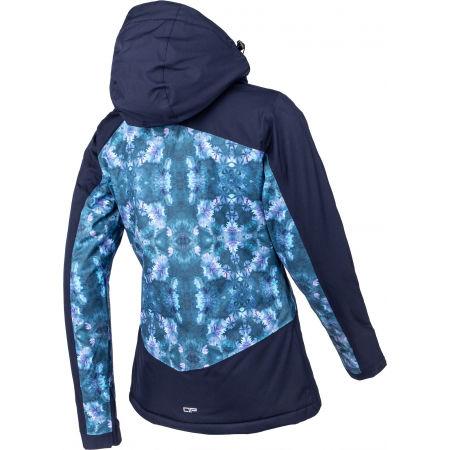 Women's skiing jacket - ALPINE PRO GANA - 3
