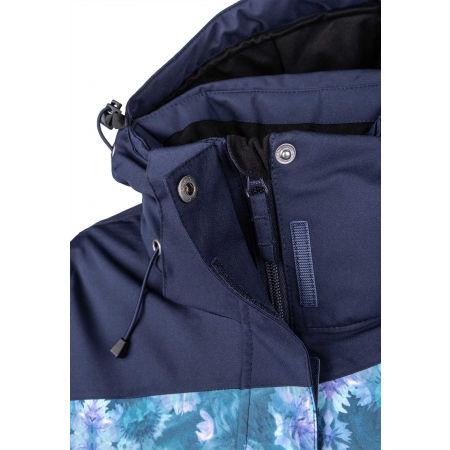 Women's skiing jacket - ALPINE PRO GANA - 4