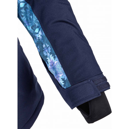 Women's skiing jacket - ALPINE PRO GANA - 5