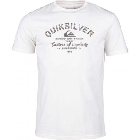 Quiksilver CREATORS OF SIMPLICITY SS II - Men's T-shirt