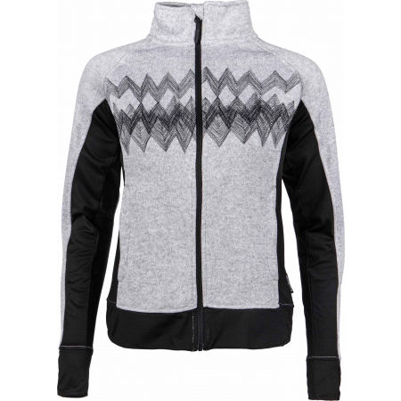 ALPINE PRO NUHA - Dámsky funkčný sveter