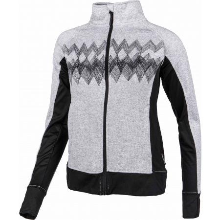Women's functional sweater - ALPINE PRO NUHA - 2