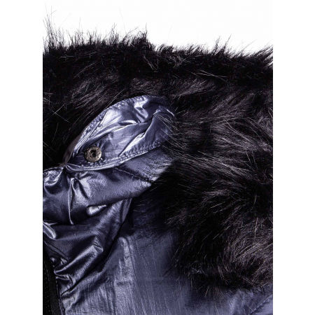 Kurtka zimowa damska - ALPINE PRO ZARAMA - 4