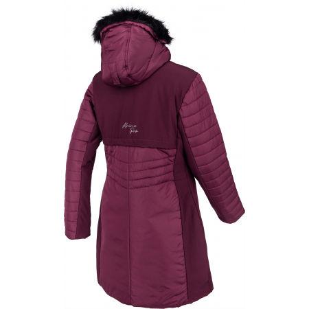 Women's winter coat - ALPINE PRO CYBELA - 3