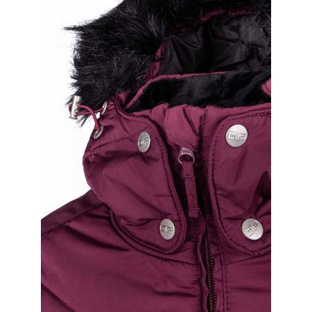 Women's winter coat - ALPINE PRO CYBELA - 4