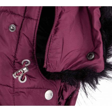 Women's winter coat - ALPINE PRO CYBELA - 6