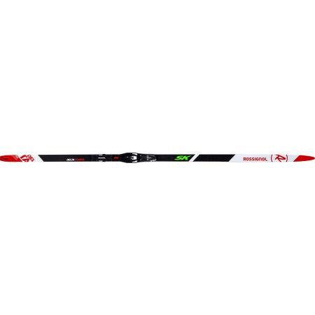 Běžecké lyže na bruslení - Rossignol DELTA COURSE SKATING IFP + RACE SKATE - 2