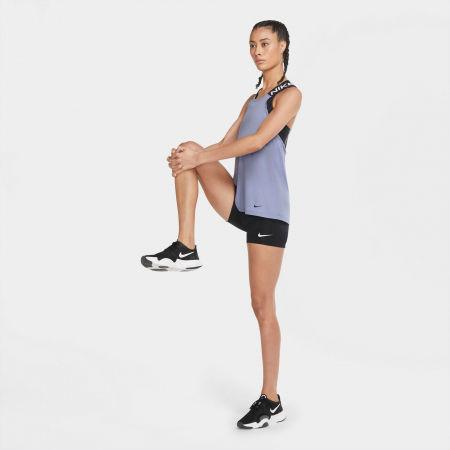 Maieu sport damă - Nike NP DRY ELASTIKA TANK ESS W - 6