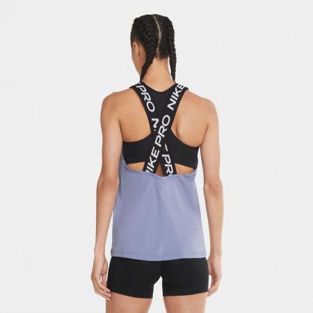 Maieu sport damă - Nike NP DRY ELASTIKA TANK ESS W - 2
