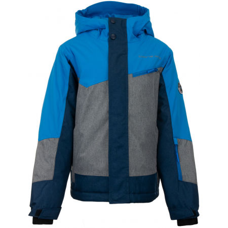 Boys' winter jacket - ALPINE PRO LIJANO - 1