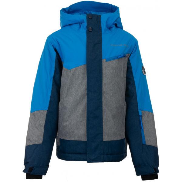 ALPINE PRO LIJANO - Chlapčenská zimná bunda