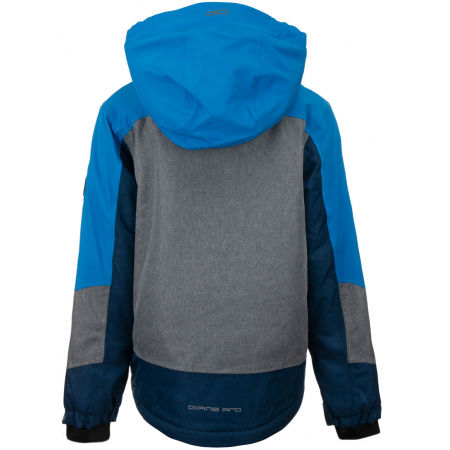 Boys' winter jacket - ALPINE PRO LIJANO - 2