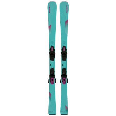 Dámske zjazdové lyže - Elan WILDCAT 76 LS+ELW 9 - 2