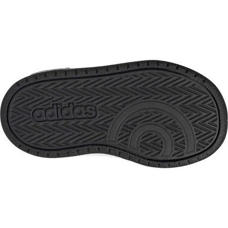 Детски обувки за свободното време - adidas HOOPS 2.0 CMF I - 4