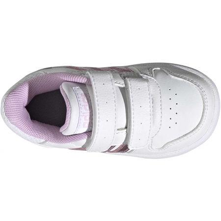 Детски кецове - adidas HOOPS 2.0 CMF I - 4