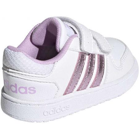Детски кецове - adidas HOOPS 2.0 CMF I - 6