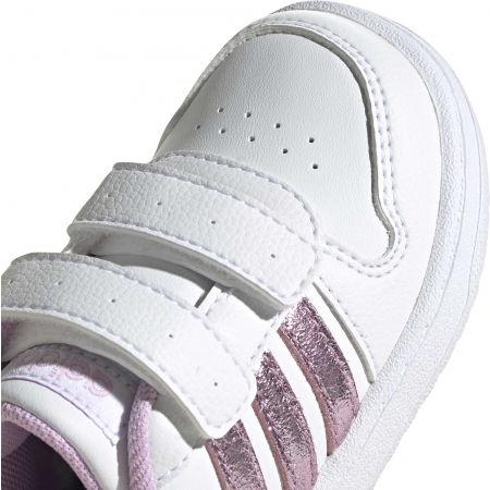 Детски кецове - adidas HOOPS 2.0 CMF I - 8