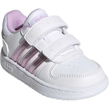 Детски кецове - adidas HOOPS 2.0 CMF I - 1