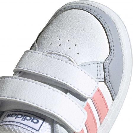 Obuwie miejskie dziecięce - adidas BREAKNET I - 7