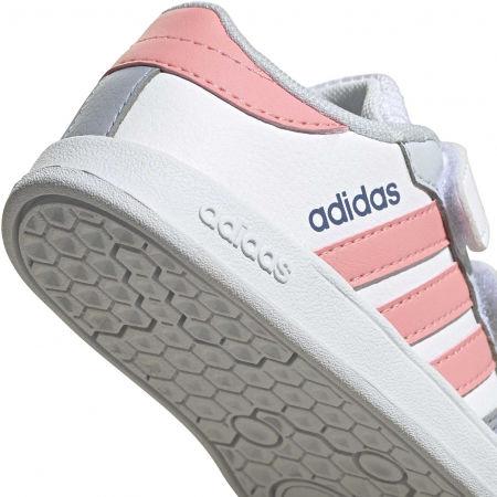 Obuwie miejskie dziecięce - adidas BREAKNET I - 8