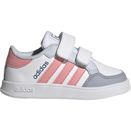 Obuwie miejskie dziecięce - adidas BREAKNET I - 2