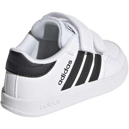 Obuwie miejskie dziecięce - adidas BREAKNET I - 6