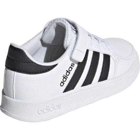 Dětské vycházkové tenisky - adidas BREAKNET C - 6