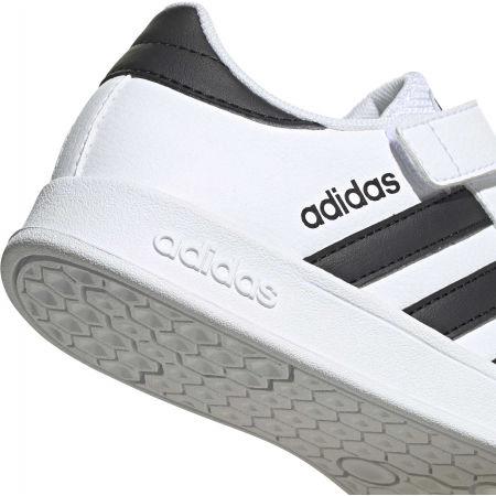 Dětské vycházkové tenisky - adidas BREAKNET C - 7