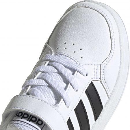 Dětské vycházkové tenisky - adidas BREAKNET C - 8