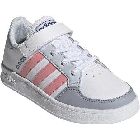 Dětské vycházkové tenisky - adidas BREAKNET C - 1