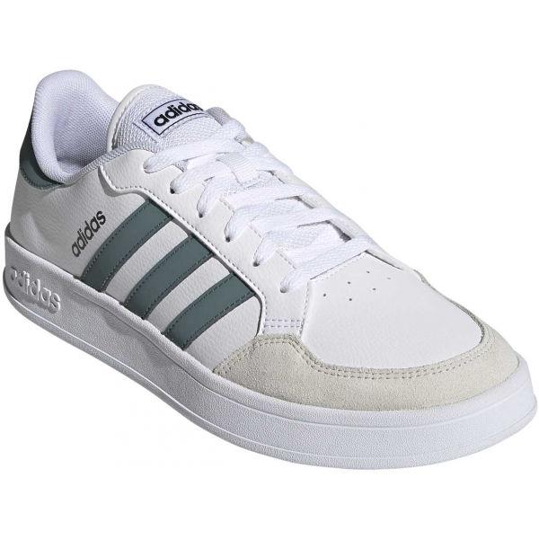 adidas BREAKNET - Pánska voľnočasová obuv