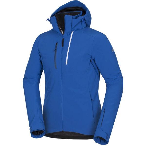 Northfinder FLORIAN - Pánska softshellová bunda na lyže