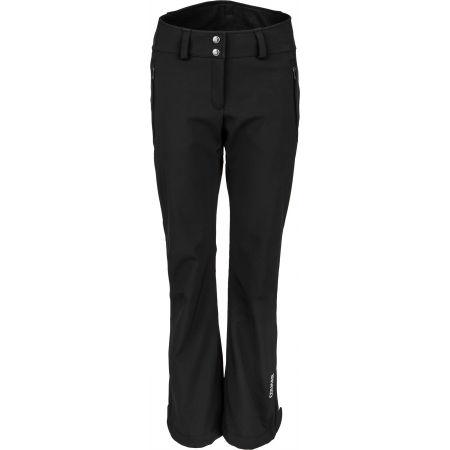 Dámské lyžařské softshellové kalhoty - Colmar LADIES PANT - 3