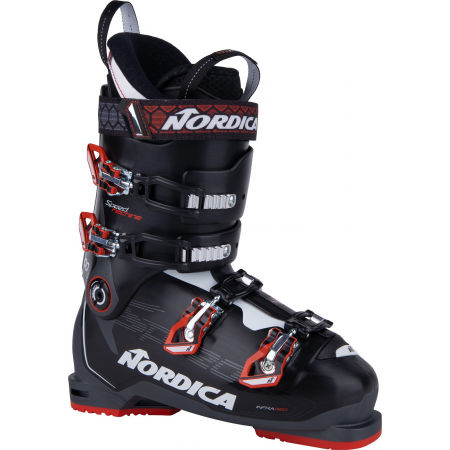 Nordica SPEEDMACHINE 100 BLK - Men's ski boots