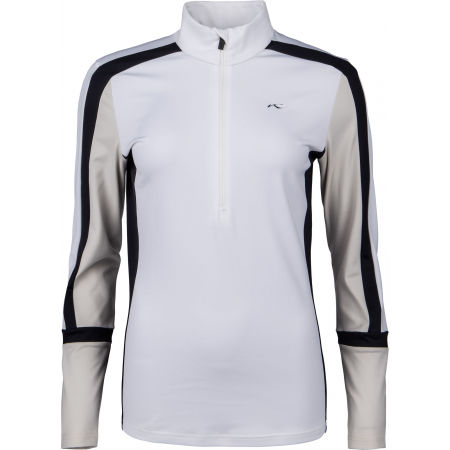 Kjus WOMEN RACE MIDLAYER HALF-ZIP
