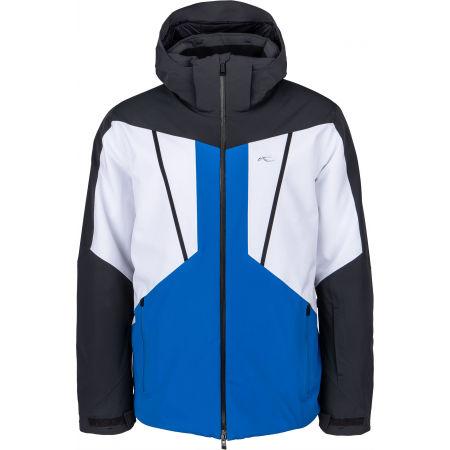 Kjus MEN BOVAL JACKET - Pánská lyžařská bunda