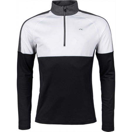 Kjus MEN RACE MIDLAYER HALF-ZIP - Men's middle layer