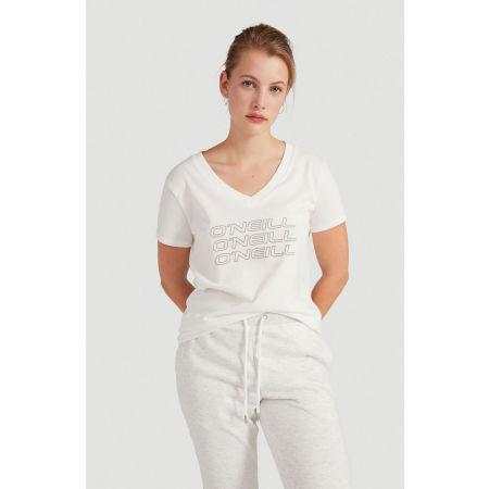 Dámske tričko - O'Neill LW TRIPLE STACK V-NECK T-SHIR - 3