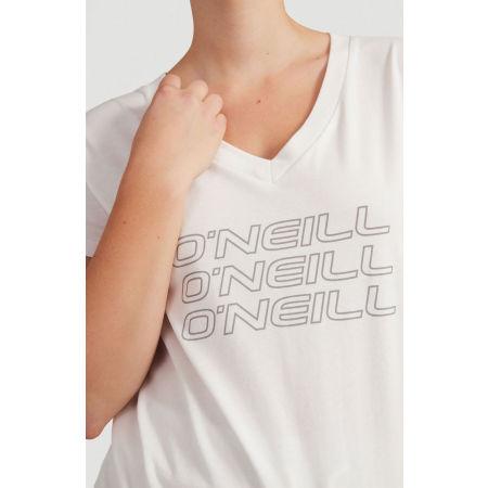 Dámske tričko - O'Neill LW TRIPLE STACK V-NECK T-SHIR - 7
